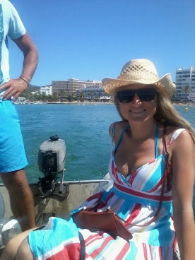 Juli 2014: Auf Ibiza segeln