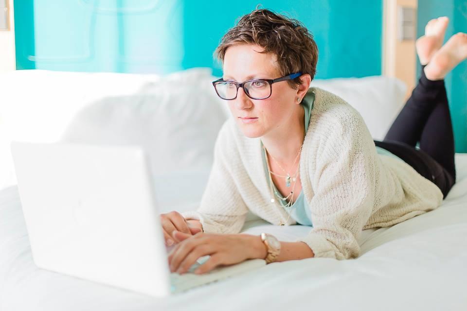 Blogger Susan Sommerfeld