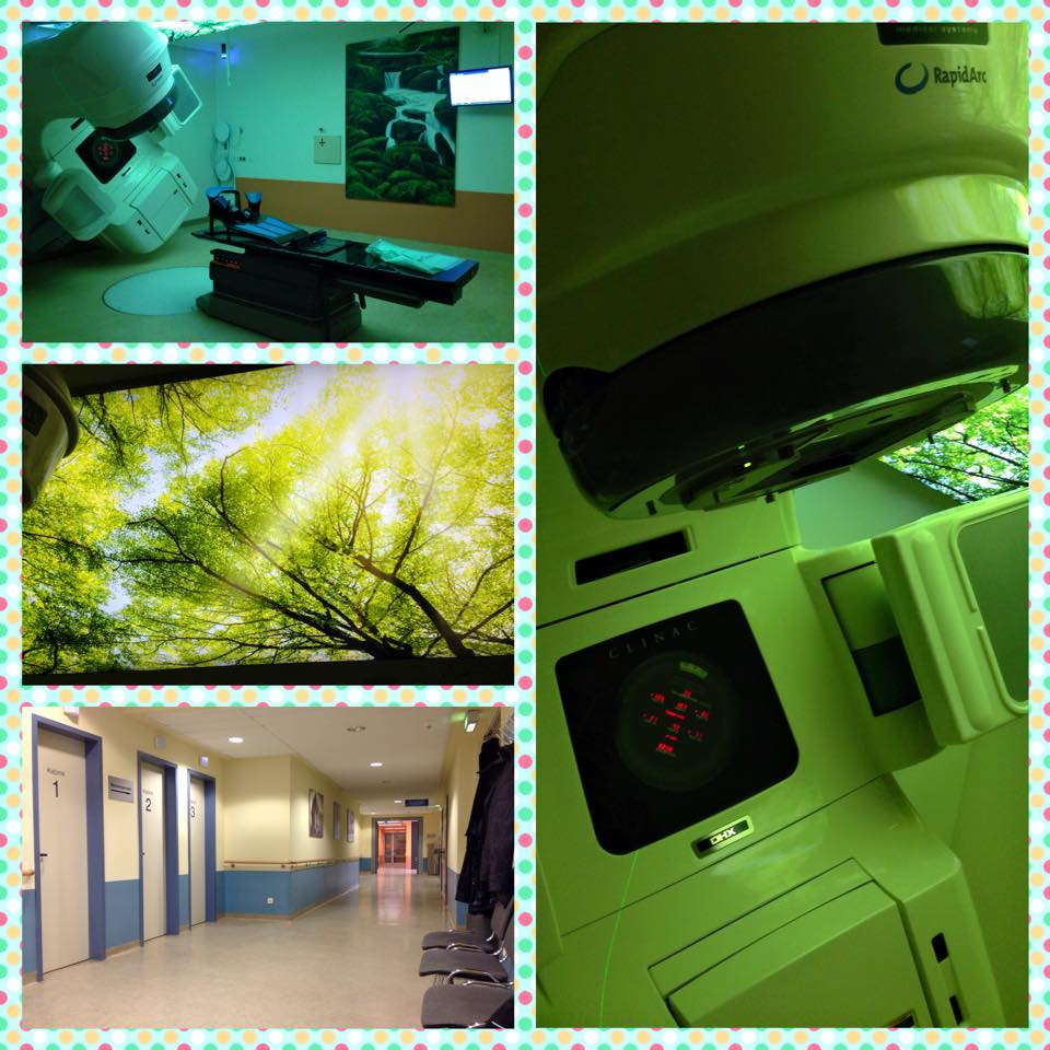 Strahlentherapie / Radiotherapy