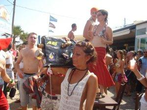 Bora Bora, Ibiza, 2006, Kamera, camera