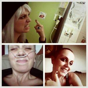 Chemoelefant aka Klopsi gegen den Krebs