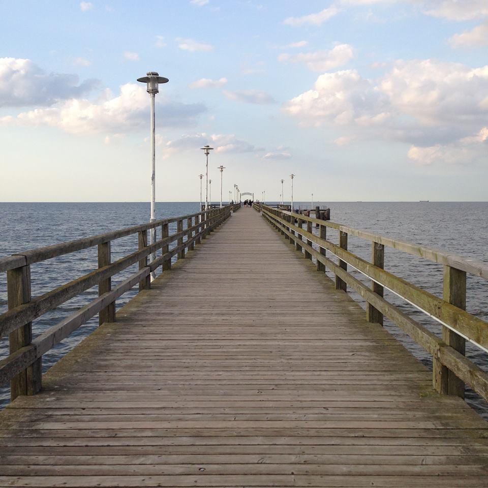 Seehafenbrücke Ahlbeck Usedom