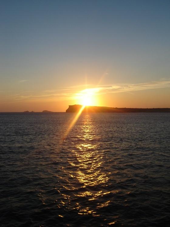Ibiza sonnenuntergang, Sunset Ibiza