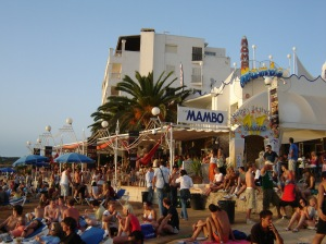 Mambo's Ibiza Sunset