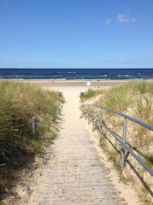 Strand Bad Ahlbeck
