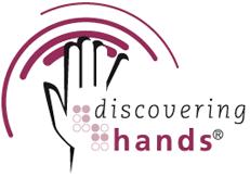 logo discovering hands