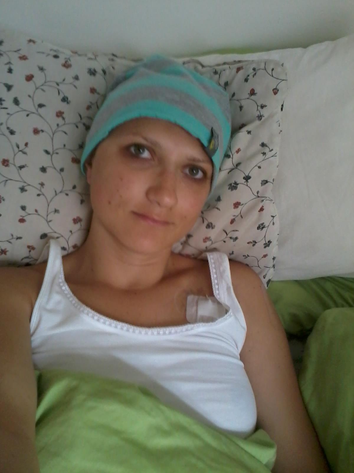 Chemo Jahrestag Chemo Anniversairy Su Mmerfield Diagnose Leben