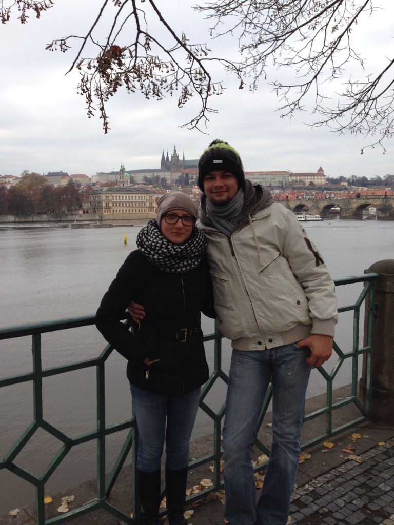 Dezember 2014: Prag
