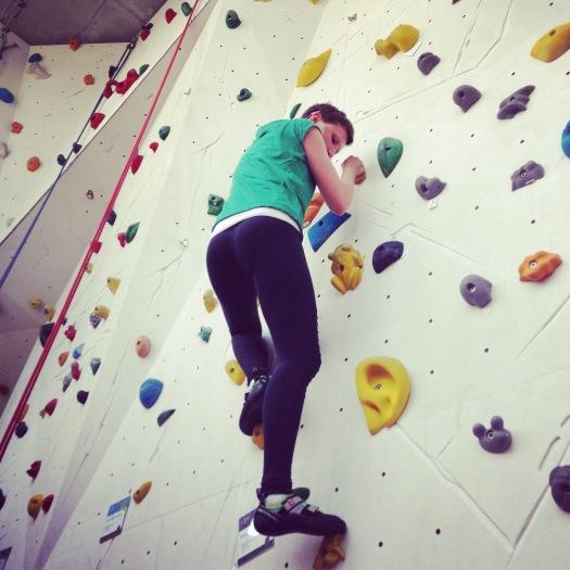 Klettern / Climbing