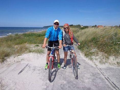 Juni 2014: Ostseetour